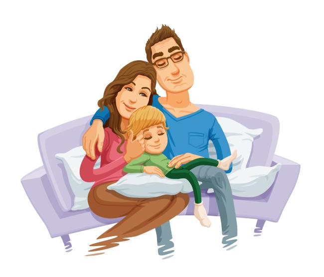 hohes c zeit f r familie andreas krapf illustration. Black Bedroom Furniture Sets. Home Design Ideas